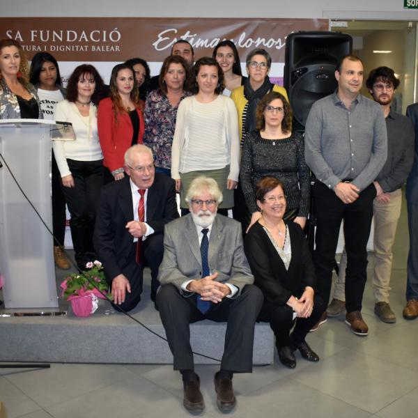 Sili Pons Sabater guanya es V Premi Joan Benejam més feminista