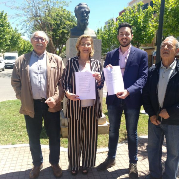 Coia Sugrañes se compromet a defensar es menorquí si el PP recupera es Consell insular de Menorca
