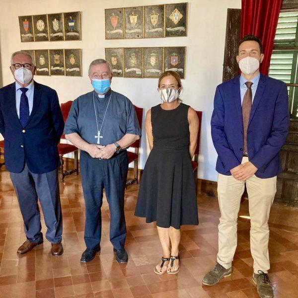 Sa Fundació y el obispo de Mallorca acuerdan priorizar las formas insulares en la Iglesia