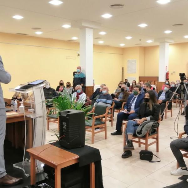 """Sa presentació de """"Sa llengua de Menorca"""" connecta a prop de 4.000 persones"""
